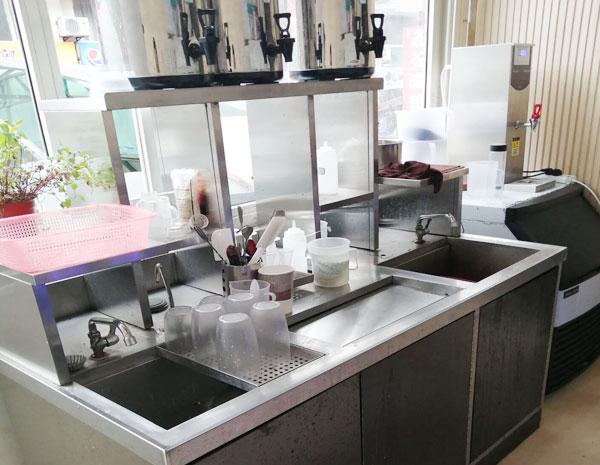 奶茶酒店设备回收