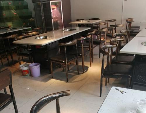 二手汤锅桌椅回收销售