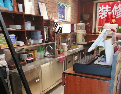 奶茶店设备出售