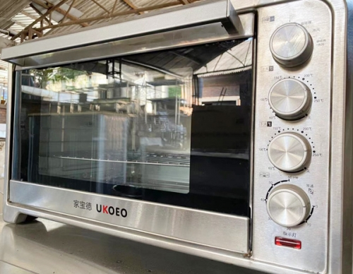 二手大容量全自动烤箱75L