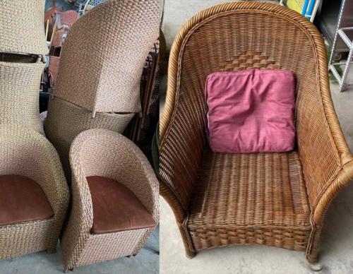 藤椅-户外-防水防晒